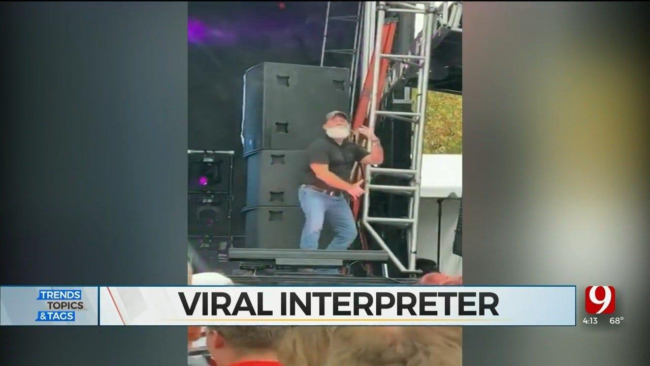 Trends, Topics & Tags: Viral Interpreter