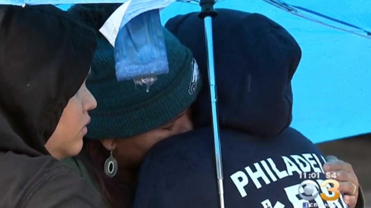 2-Year-Old Girl Killed In Triple Shooting In Philadelphia