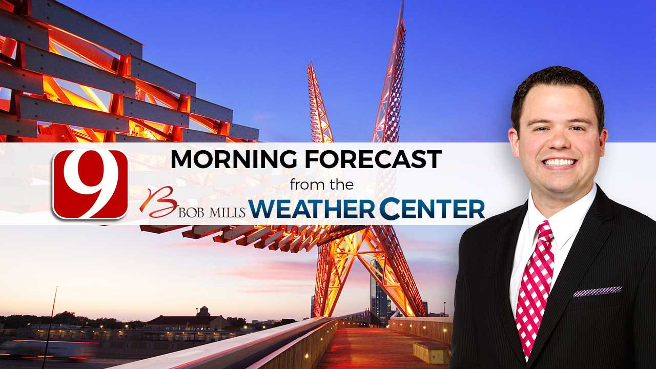 Monday Morning Forecast With Matt Mahler