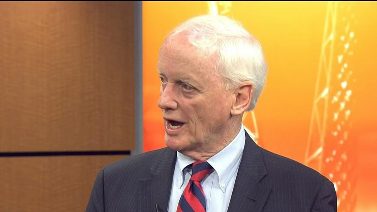Covering The Capitol: Frank Keating On The Future Of Education