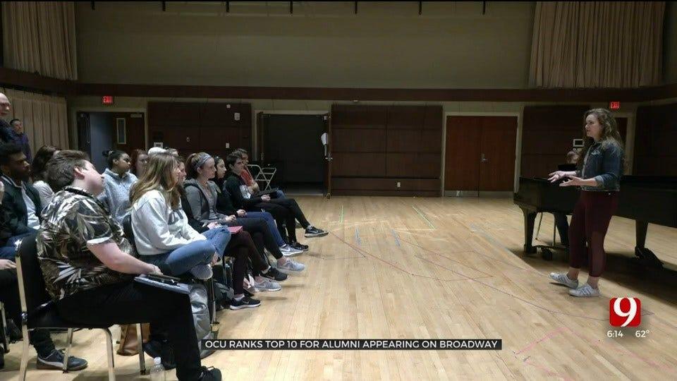 New List Ranks Oklahoma City University Among Top Conservatories