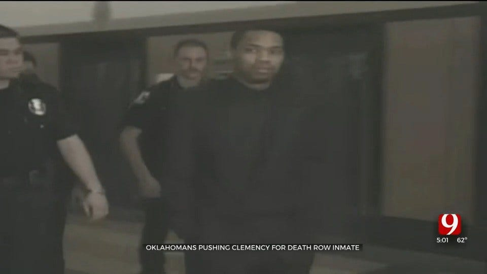 Oklahomans Pushing For Clemency Hearing In High Profile Conviction