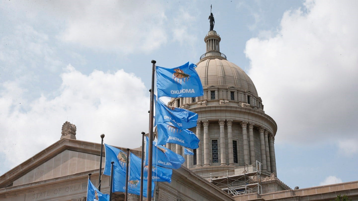 Board Votes To Boost Oklahoma Lawmakers Pay By 35%