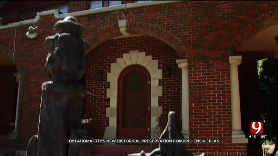 Oklahoma City Details New Historical Preservation Comprehensive Plan