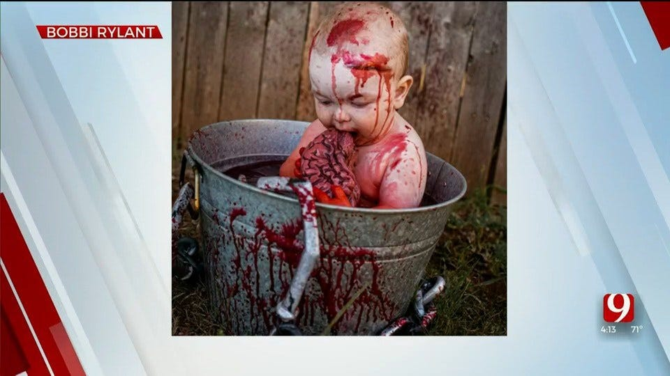 Trends, Topics & Tags: Halloween Baby Photos