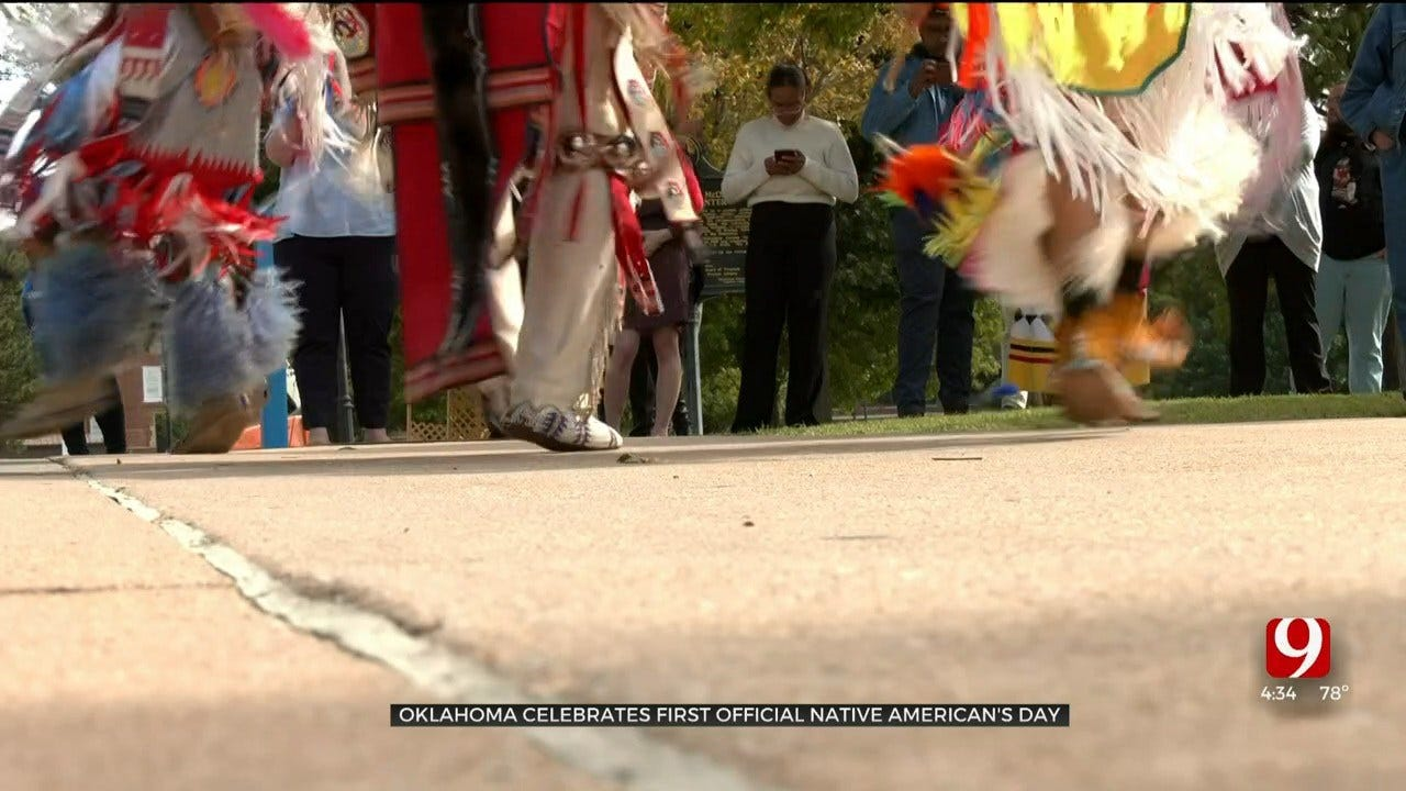Oklahoma Celebrates First Official Native American Day