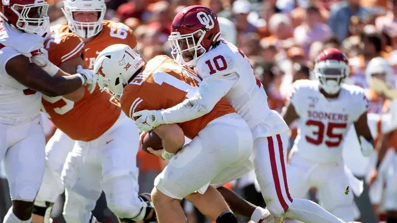 Red River Showdown: OU Defeats Texas 34-27