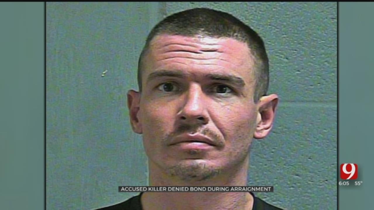 Bond Denied For OKC Murder Suspect U.S. Marshals Arrested In Denver