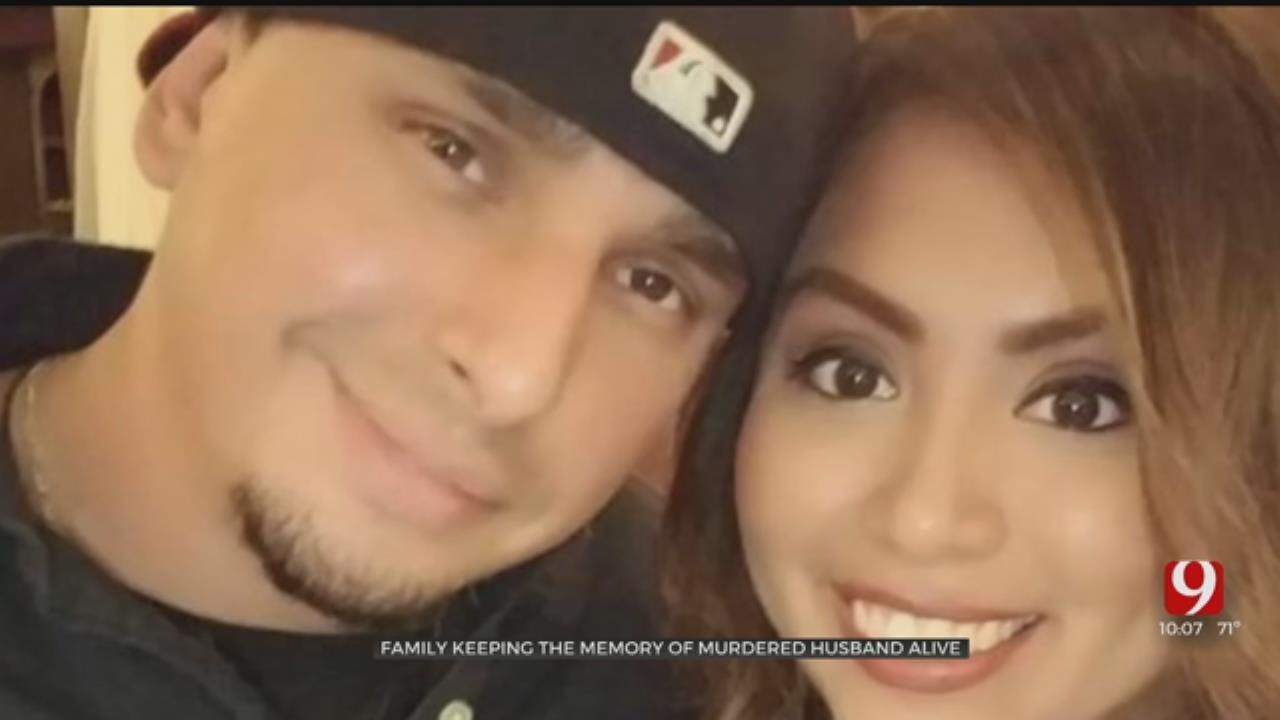 'It Was A Senseless Act': Soon-To-Be Father Murdered In SW OKC