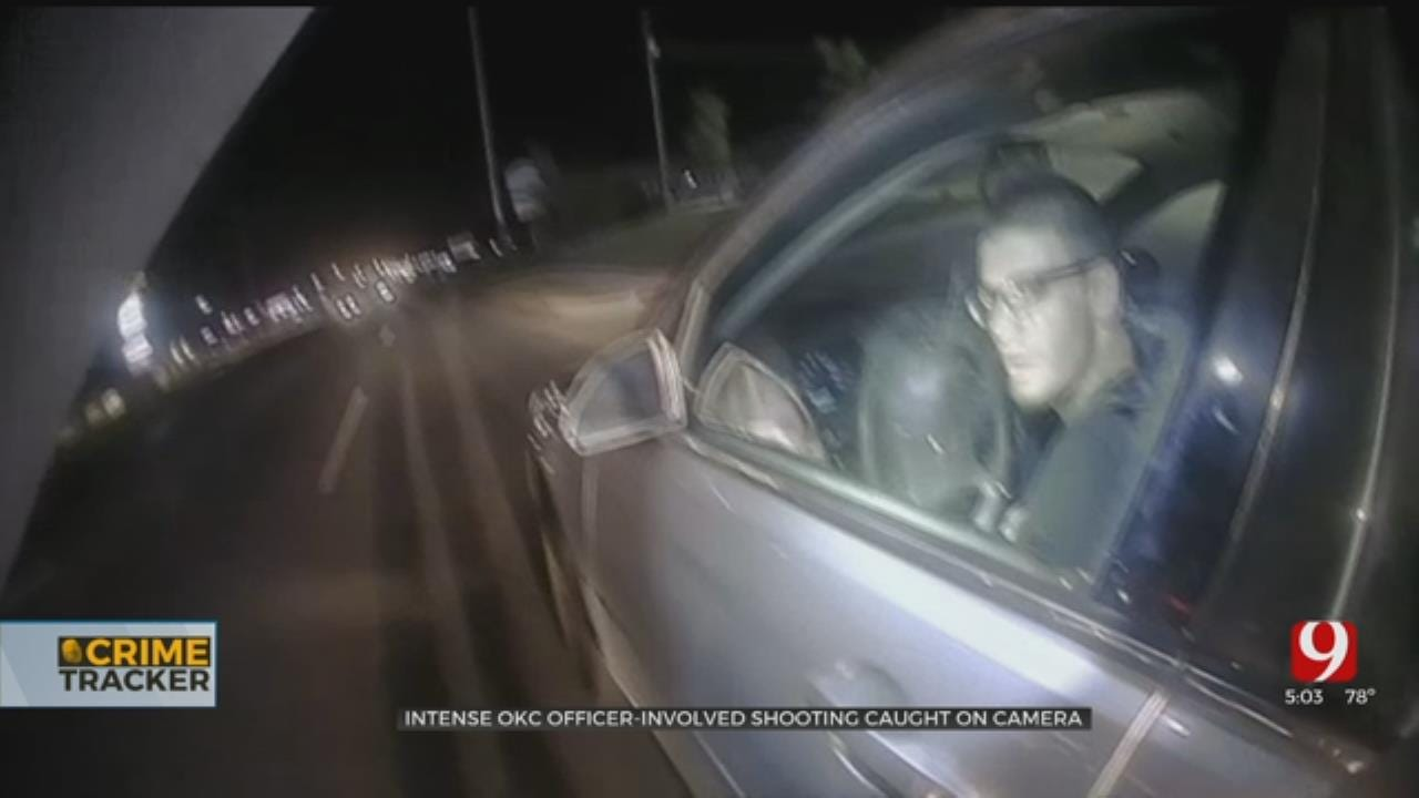'Shots Fired, Shots Fired!': OCPD Releases Bodycam Video Of Shootout With Suspects