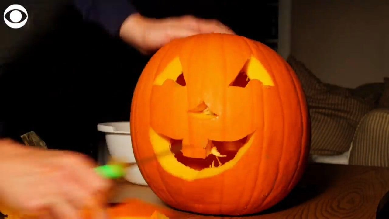 Recommendations On How To Carve A Pumpkin Safely With Your Children