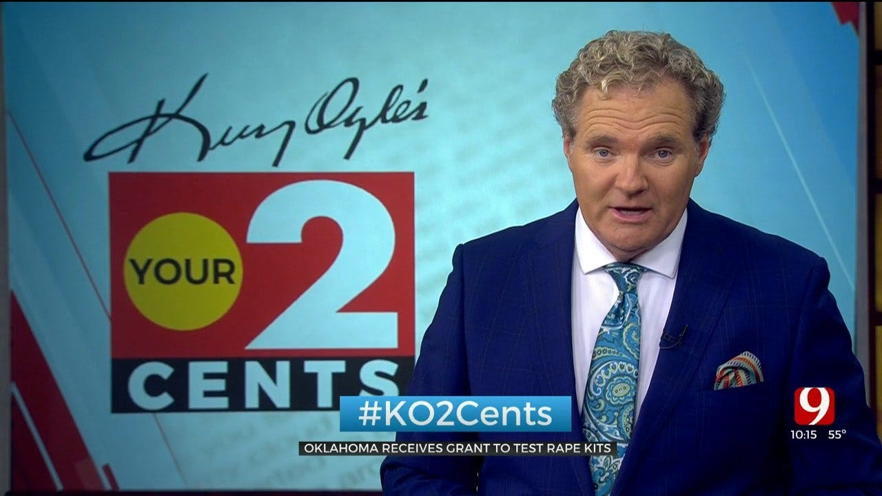 Your 2 Cents: Oklahoma Awarded Grant To Help Clear Backlog Of Untested Rape Kits