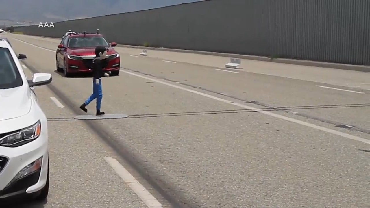 Research Shows Braking Systems Aren't Always Reliable In Preventing Auto-Pedestrian Crashes