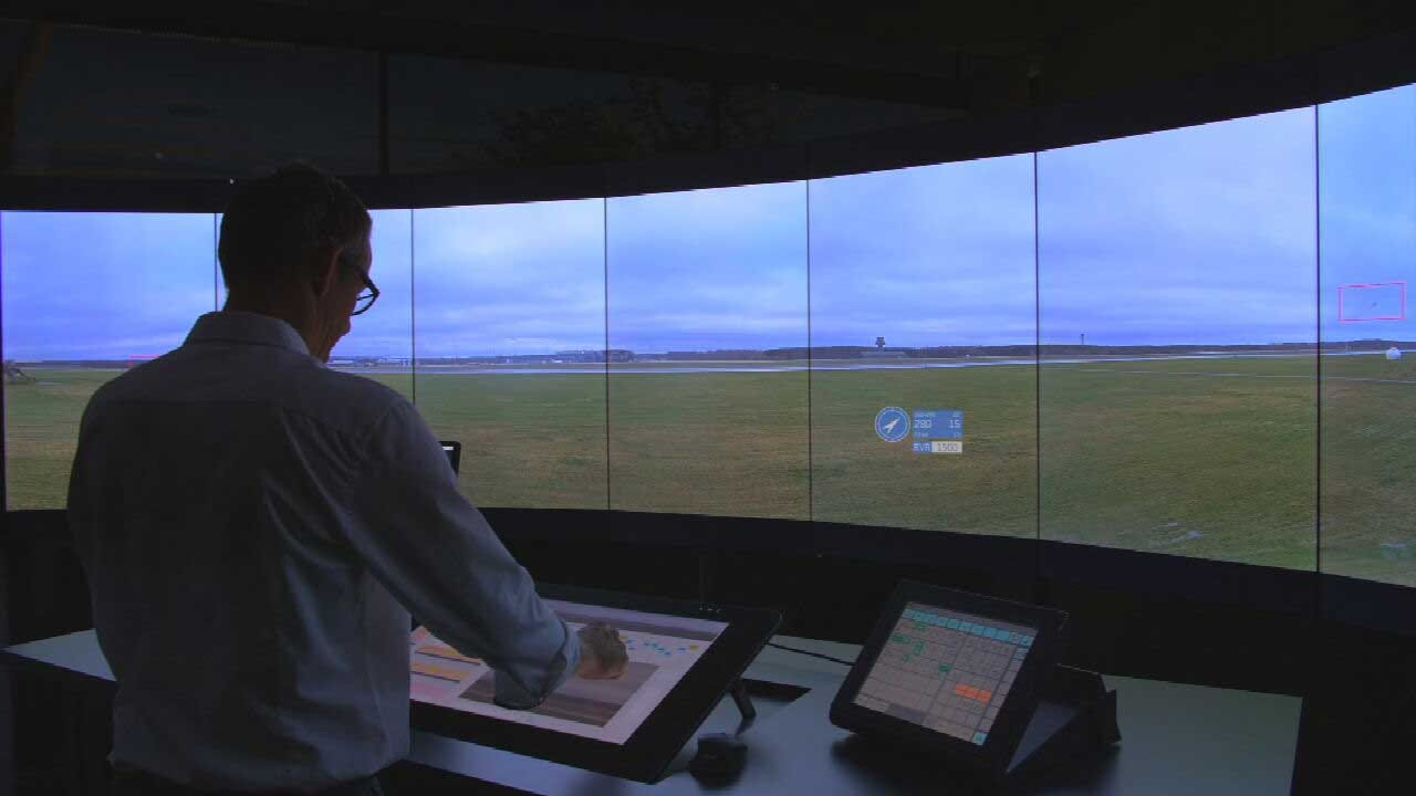 Air Force Plans To Test Remote Control Tower Technology