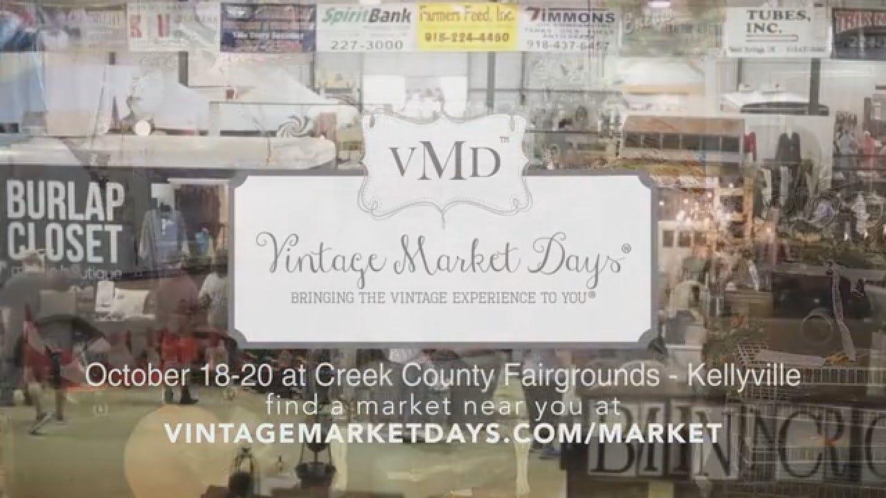Vintage Market Days - 40379 - 10/2019