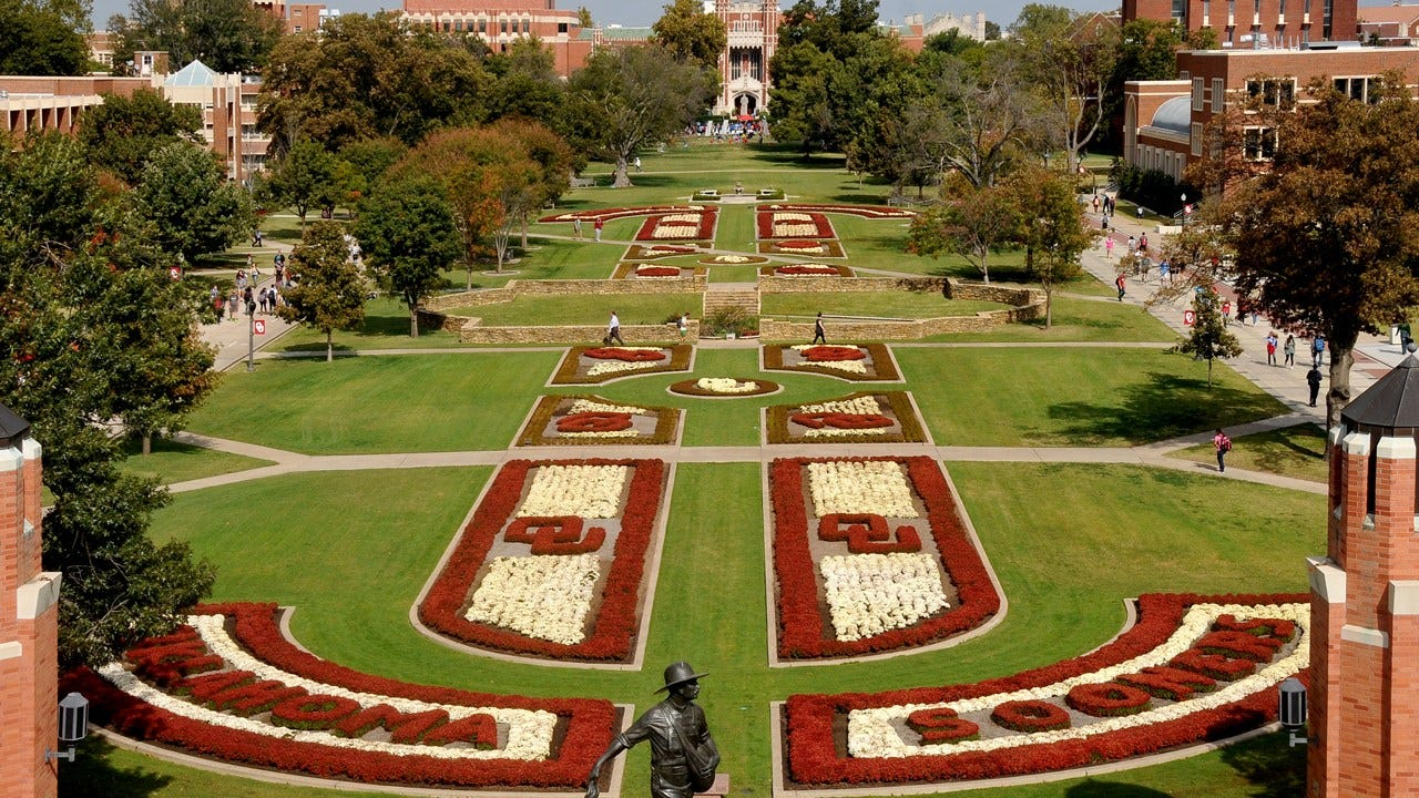 New Report Shows Increase In Sexual Assaults On OU Campus