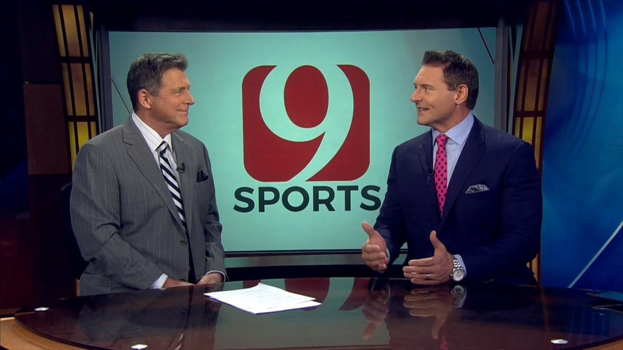 Dean And Dusty Preview OU, OSU's Road Trips And Much More