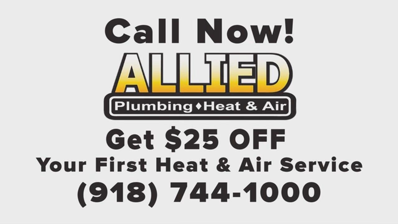 Allied Plumbing - AP15HEAT0119 - 37143 - 10/2019