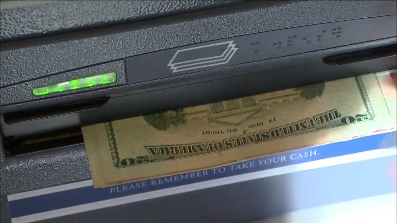 Research Shows ATM Charges Are At A Record High