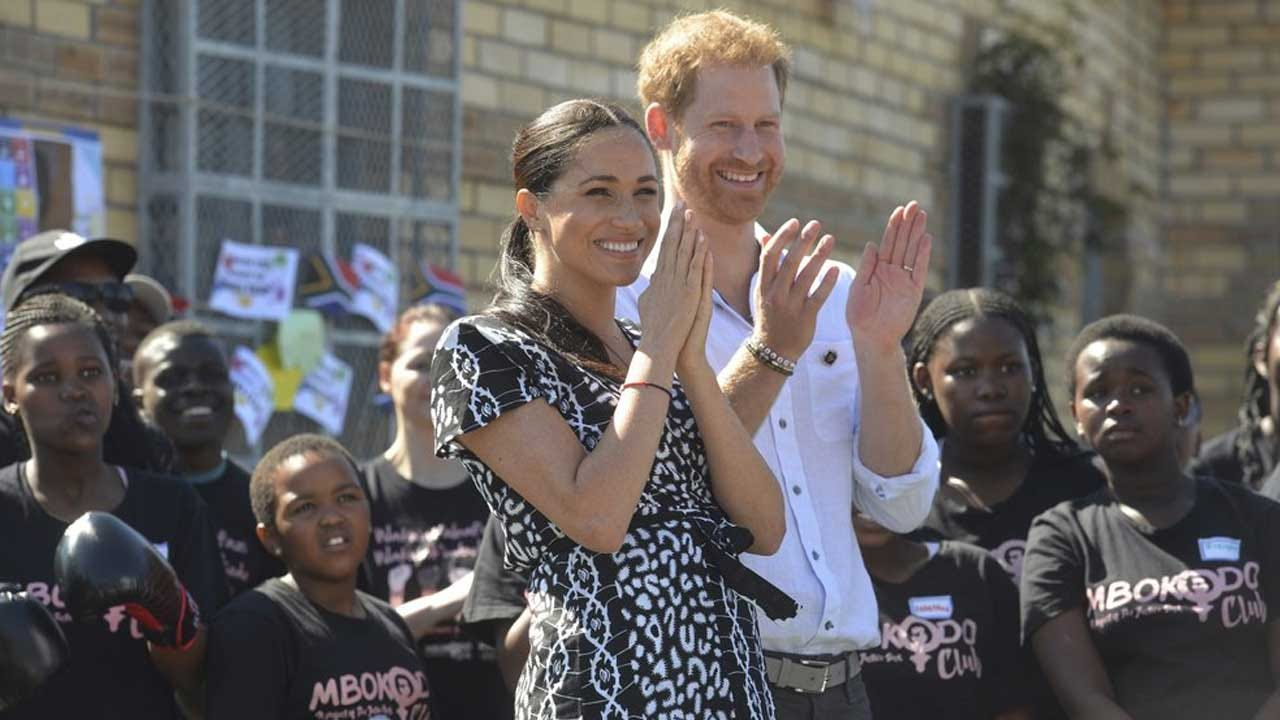Prince Harry Lashes Out At UK Press For Treatment Of Meghan