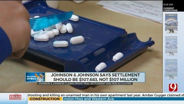 Johnson & Johnson Claims Judge Thad Balkman Miscalculated Judgment