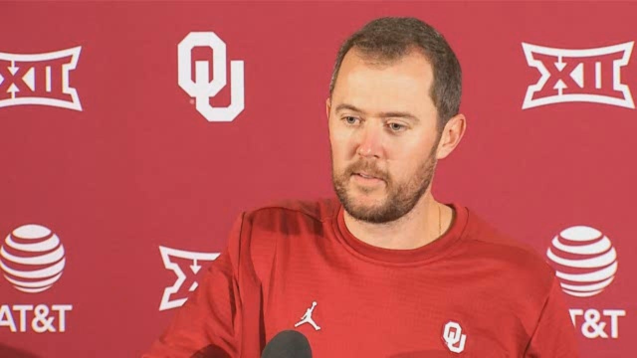 Lincoln Riley Reacts To 'Fair Pay To Play Act'