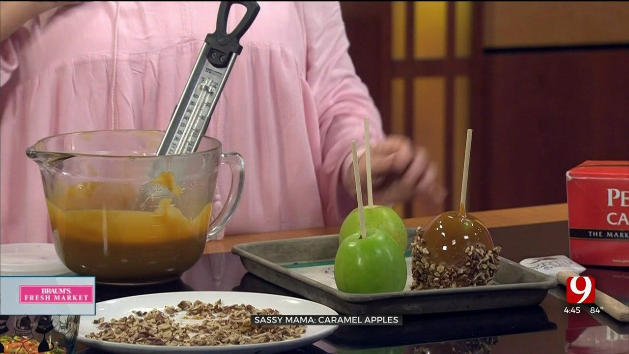 Gourmet Caramel Apples Part 2