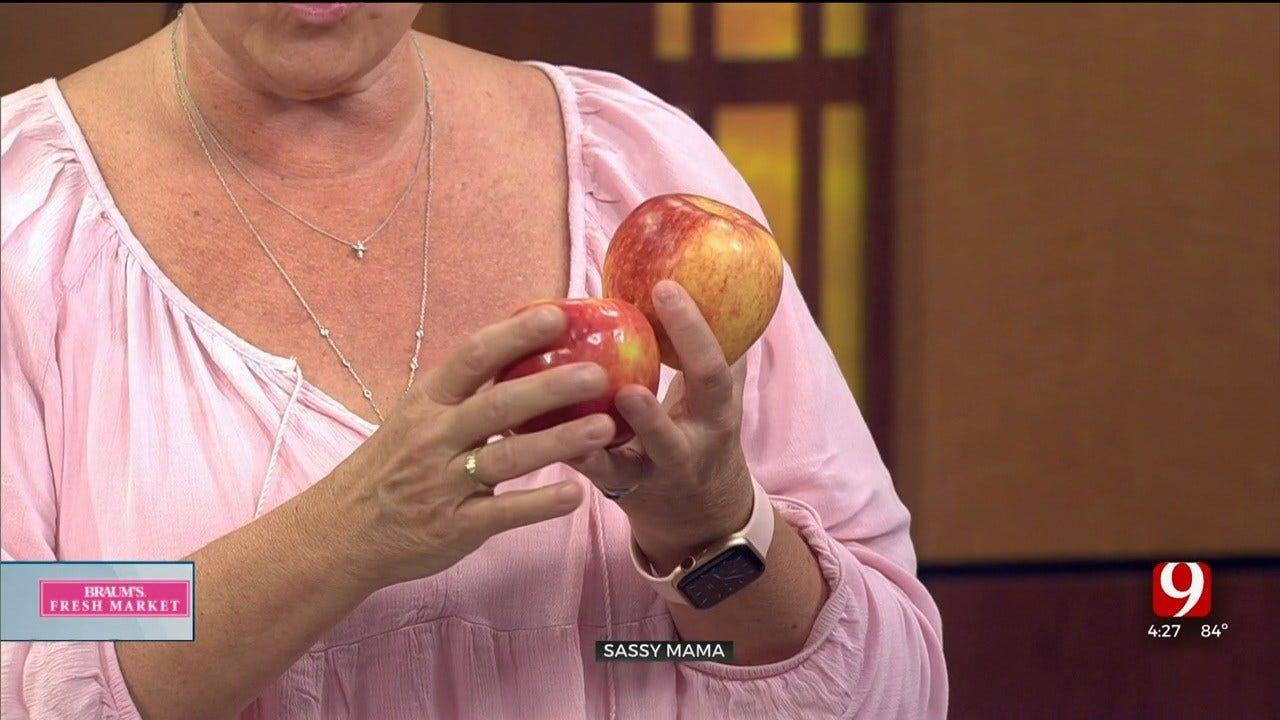 Gourmet Caramel Apples Part 1