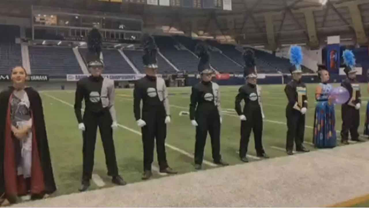 Oklahoma Band Wins Bands Of America Regional Championship In Arizona