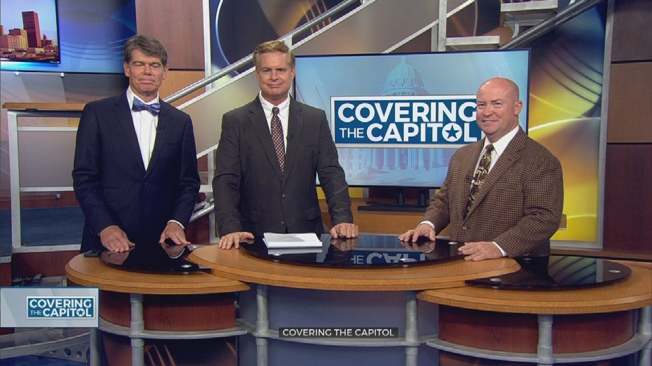 Covering The Capitol: Children's Education, Healthcare, And Safety