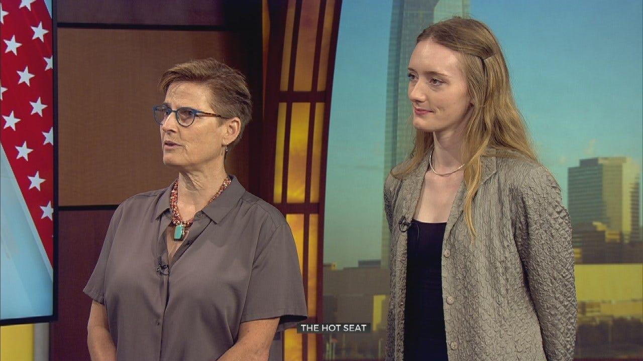 The Hot Seat: Women In The Oklahoma Legislature