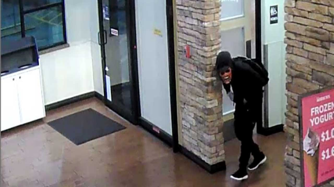 Del City Braum's Offers $2,000 Reward For Identity Of Armed Robbery Suspect