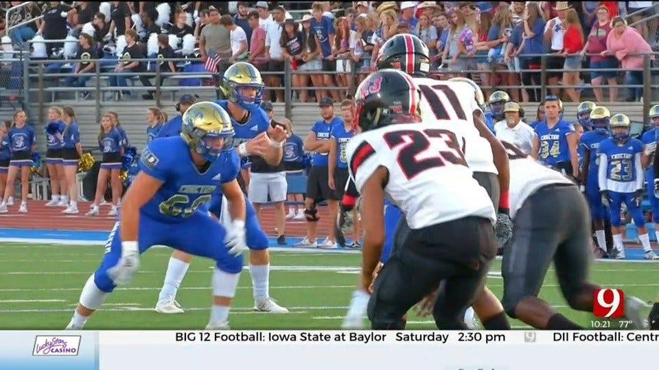 High School Football Roundup: Choctaw Vs. Del City