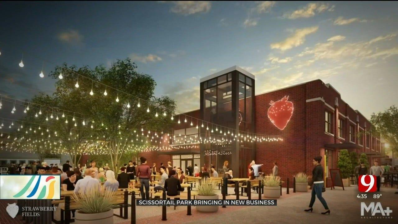 Scissortail Park Bringing In New Business