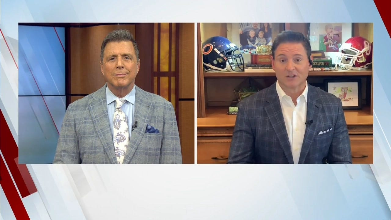 Dean And Dusty Discuss OU-Texas Tech, OSU And Baker Mayfield