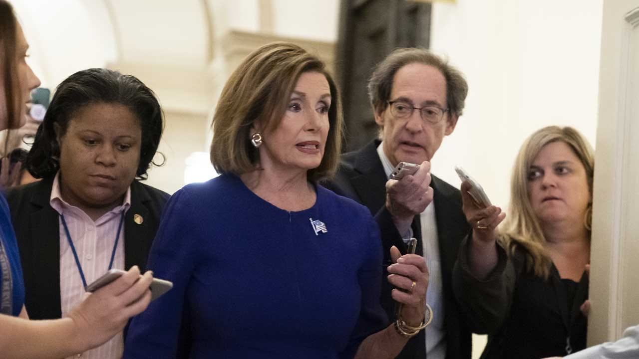 WATCH: Pelosi To Announce Formal Trump Impeachment Inquiry