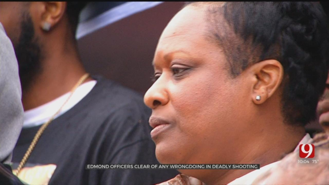 Attorney: Family Disappointed After Officers Cleared In Edmond Teen's Shooting Death