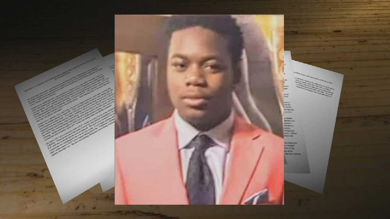 Officer-Involved Shooting That Killed An Edmond Teen Is Justified, Okla. Co. DA Announces