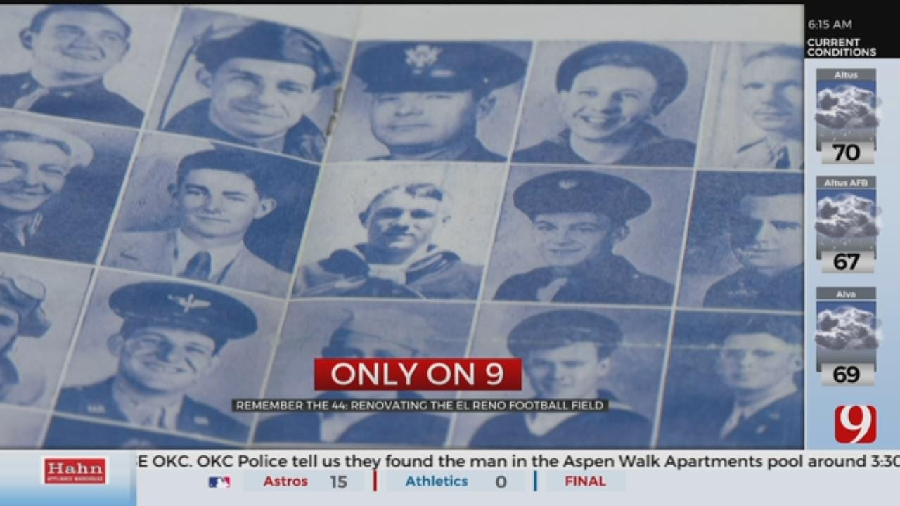 Remembering The 44: Family Members Speak About Soldiers Honored In Stadium Dedication