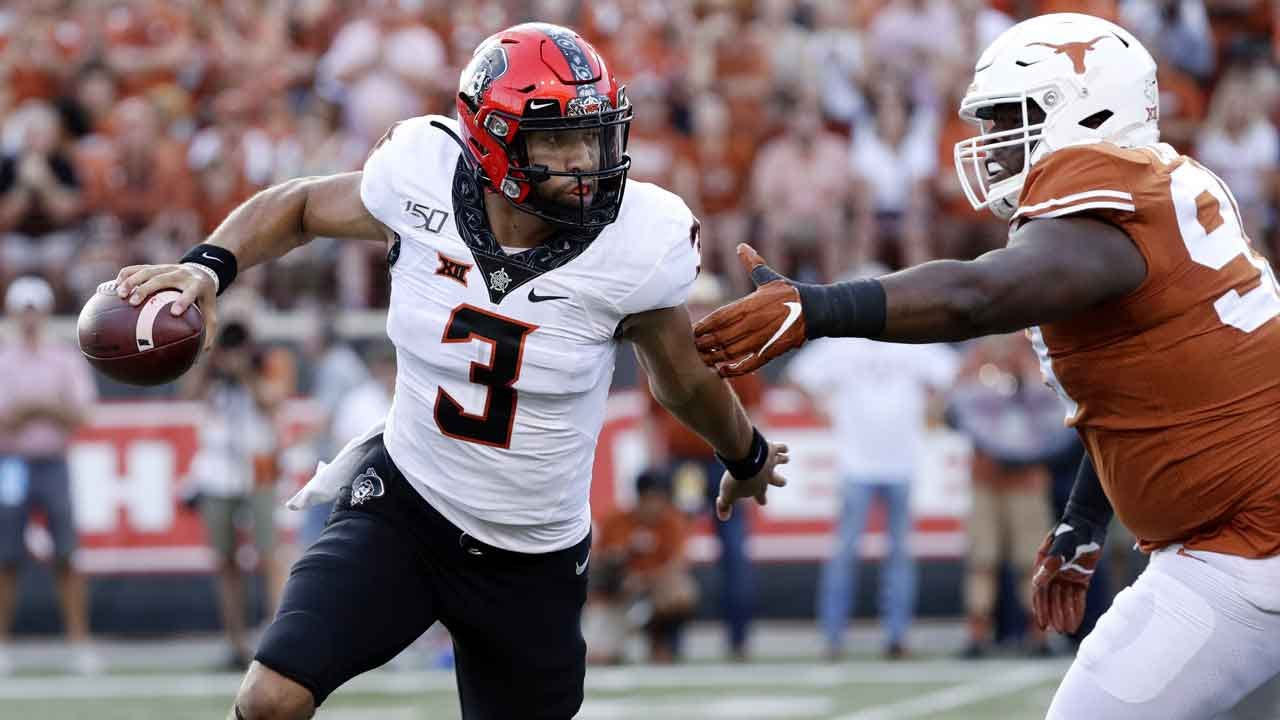 Oklahoma State Defeated By Texas Longhorns 36-30