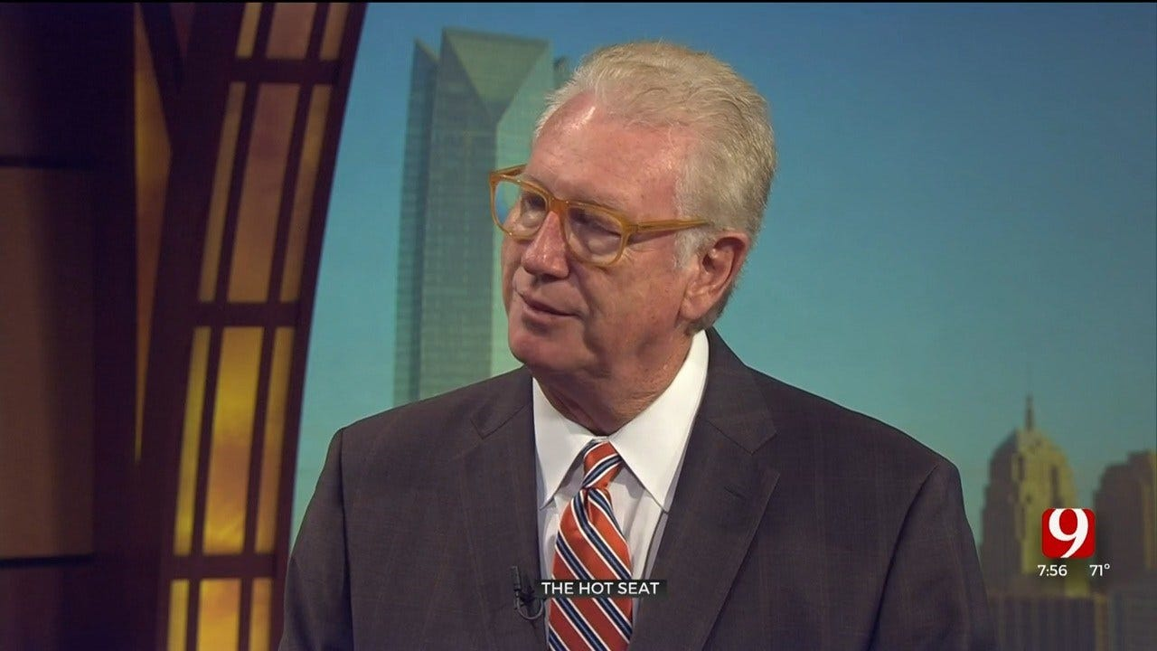 The Hot Seat: Health Commissioner Garry Cox On Improving Quality Of Life In Oklahoma