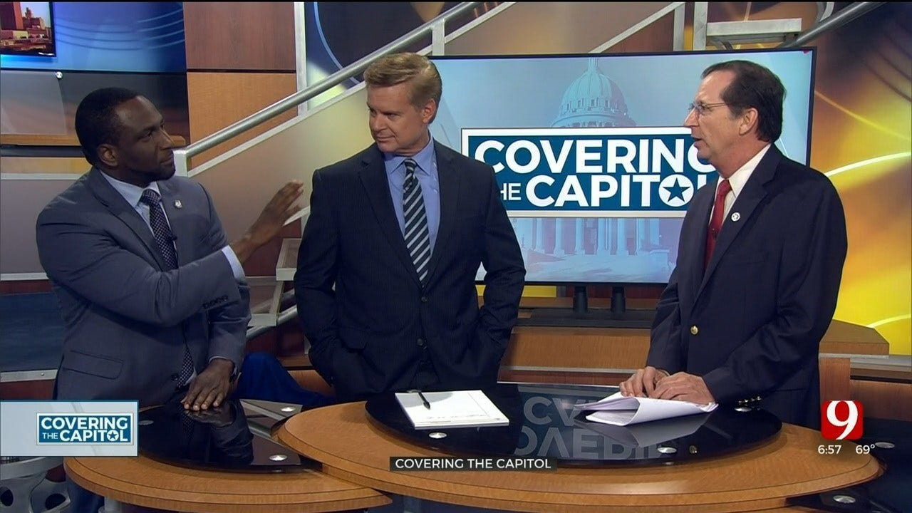 Covering The Capitol: For And Against Permitless Carry/Constitutional Carry