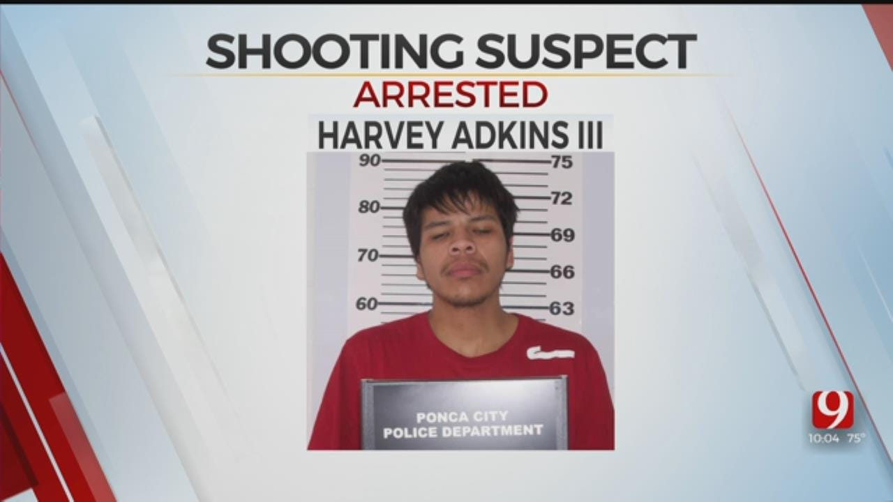 Suspect Arrested, Accused Of Shooting Ponca City Man In The Head
