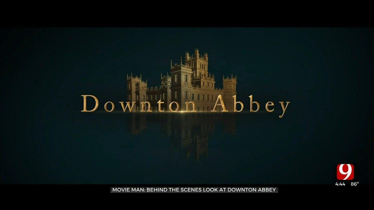 Dino's Movie Moment: Downton Abbey