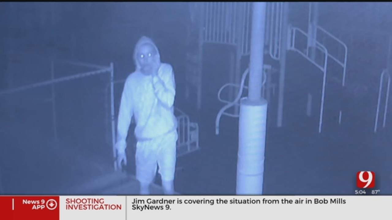Caught On Camera: Suspect Wanted After Burglarizing OKC Child Learning Center