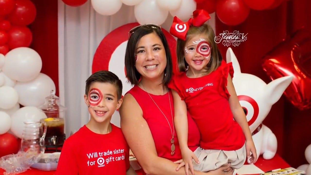 WATCH: 5-Year-Old Celebrates Birthday At Target