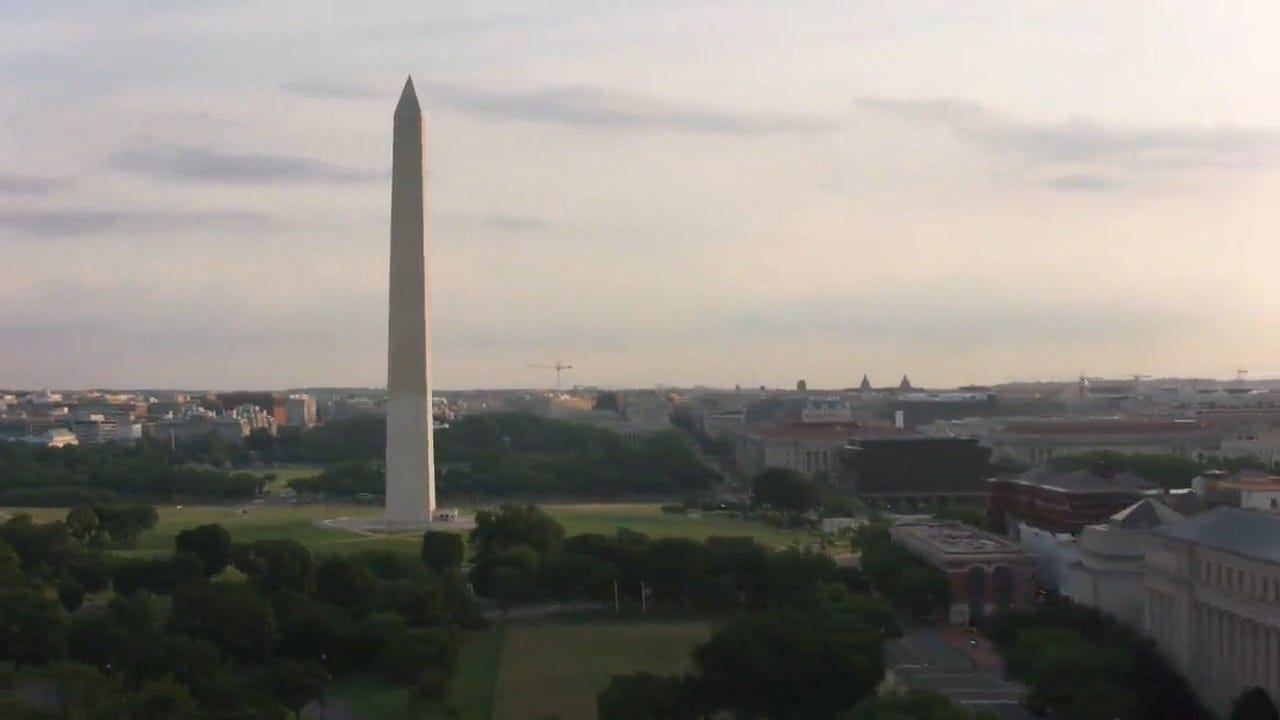 An Exclusive Look Inside The Newly Restored Washington Monument