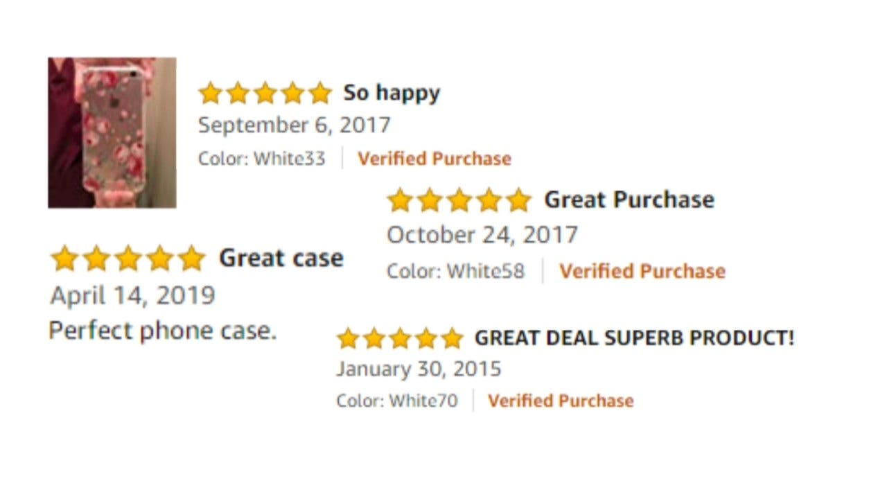 Don't Believe All Amazon Reviews, The Consumer Reports Warns
