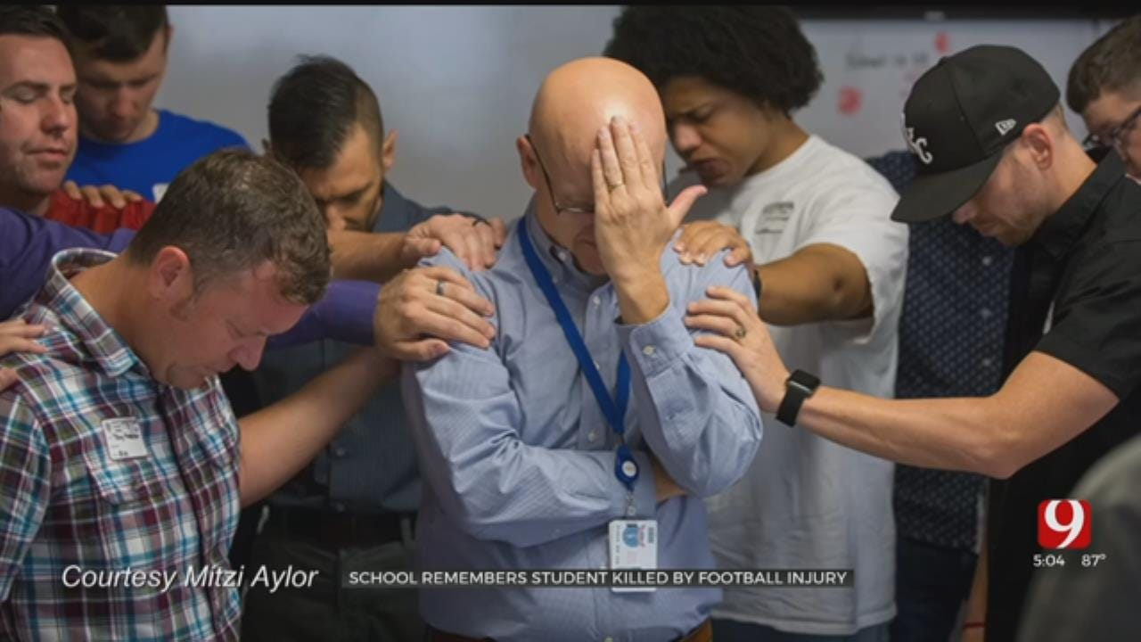 Southwest Covenant School Remembers Student Who Died After Football Injury