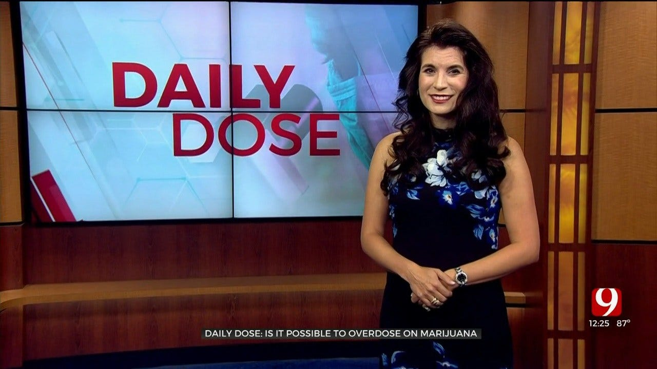 Daily Dose: Can You Overdose On Marijuana?